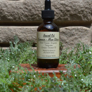 Beard Oil Konnar-Man Citrus